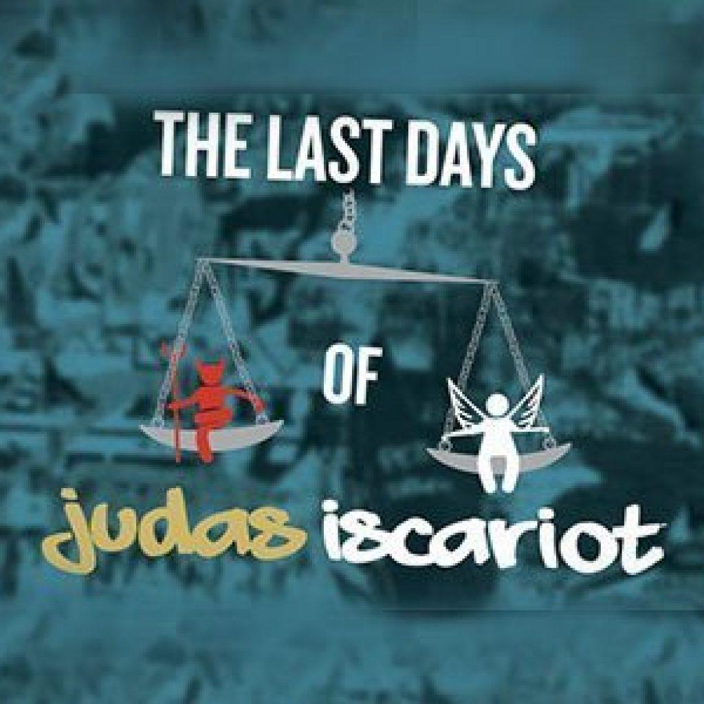 the-last-days-of-judas-iscariot