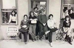 Selma and crew