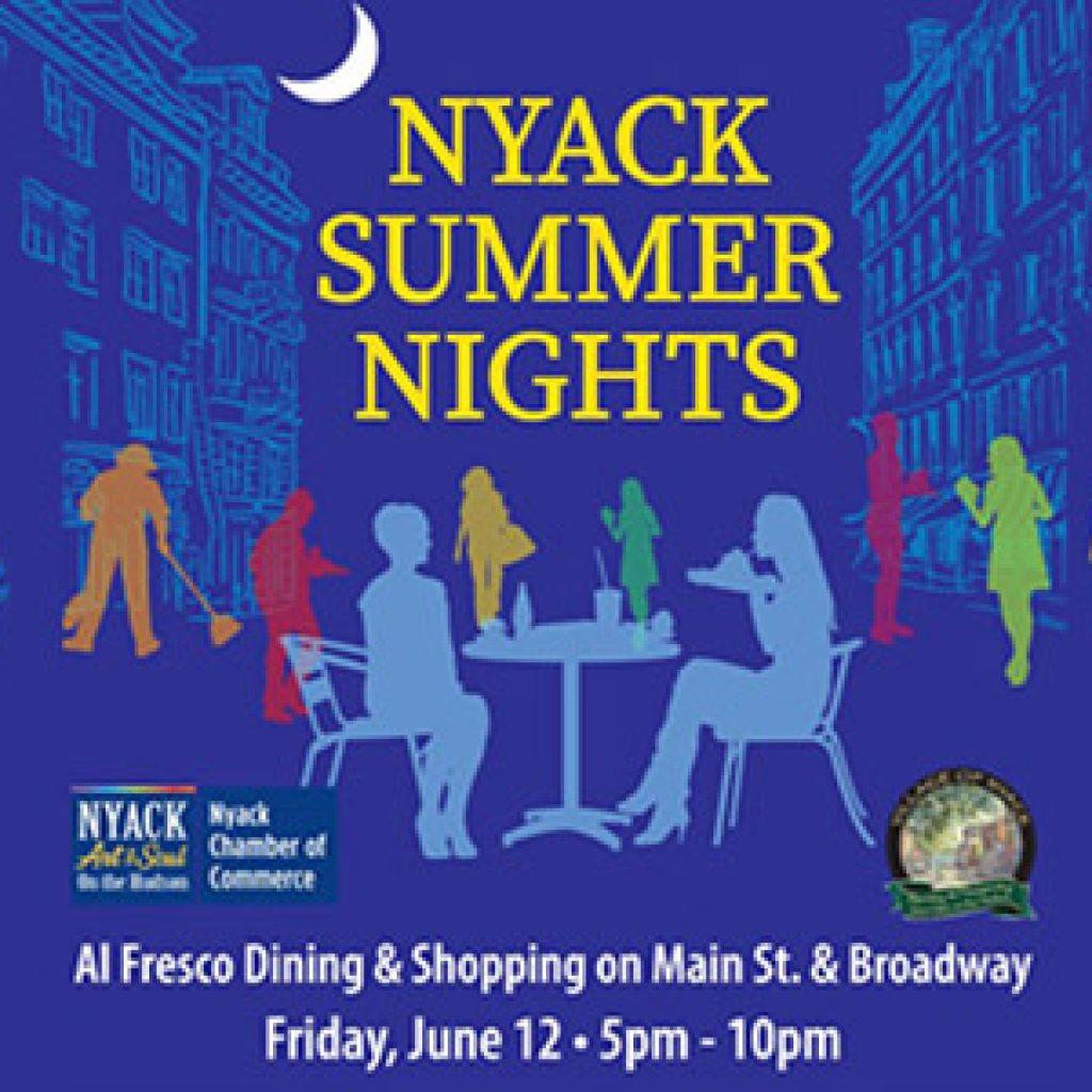 Nyack summer nights