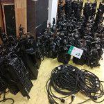 Elmwood Receives New Lighting Instruments